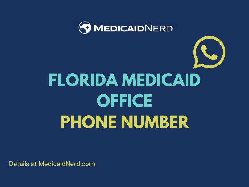 """Florida Medicaid Phone Number"""