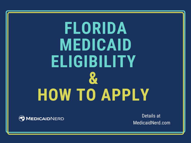 """""""How to Apply for Florida Medicaid"""""""