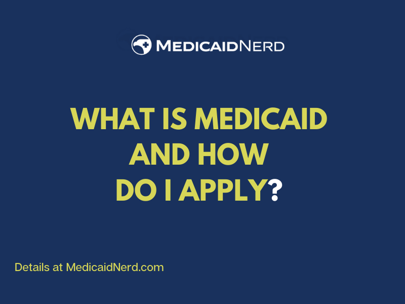 """""""What is Medicaid?"""""""